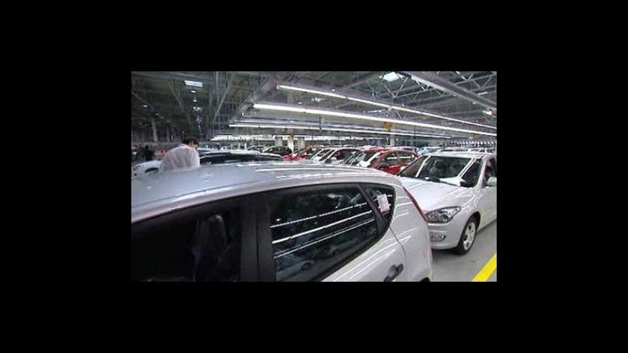 Video Hyundai rozšiřuje výrobu
