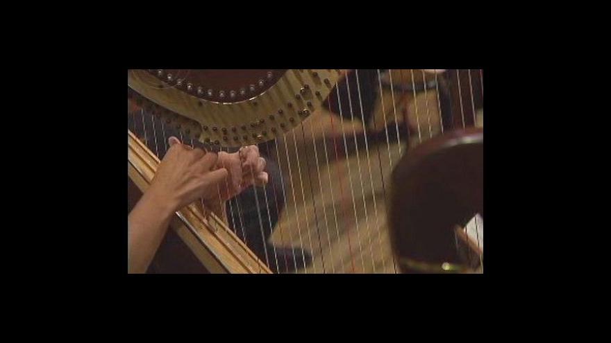 Video Filharmonie zahájila sezonu