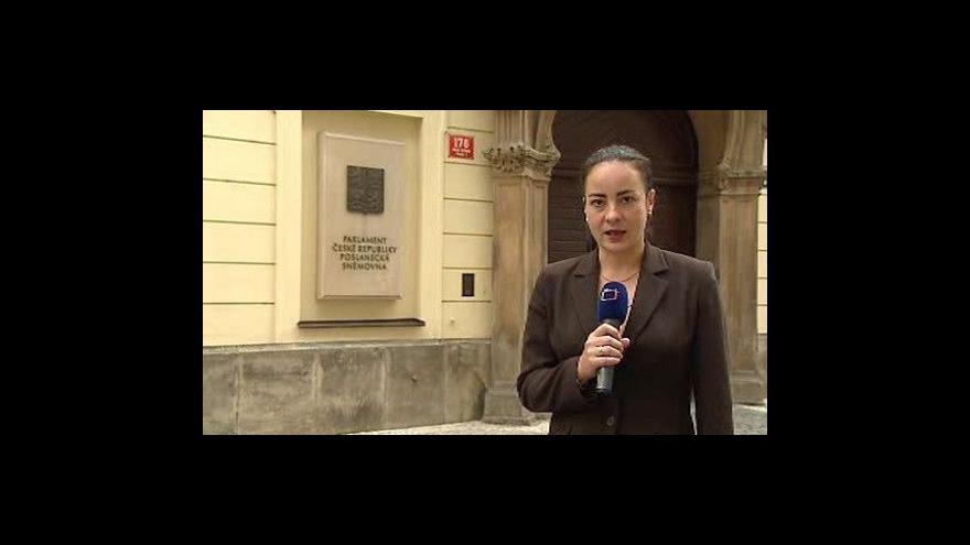 Video Reportáž Jany Čermákové a vstup Daniela Takáče