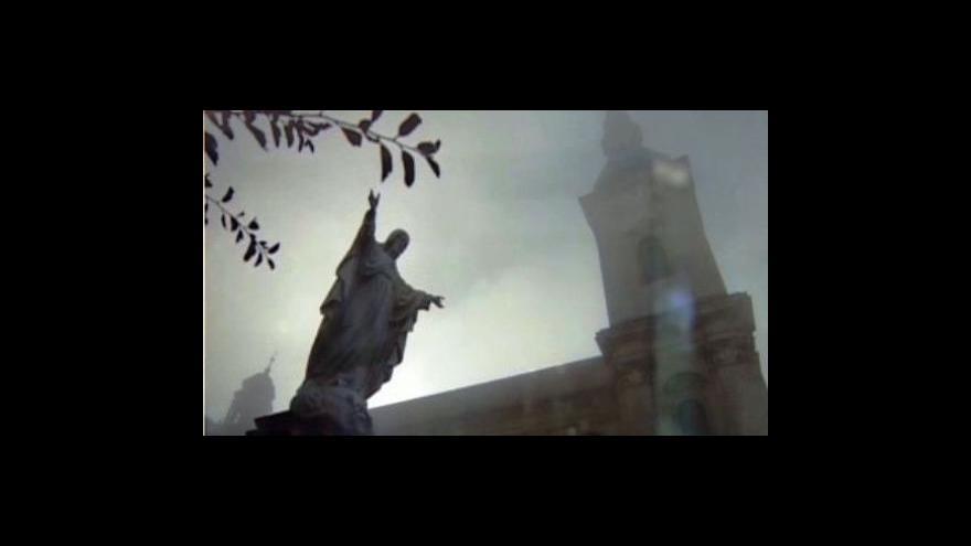 Video Reportáž Josefa Kvasničky