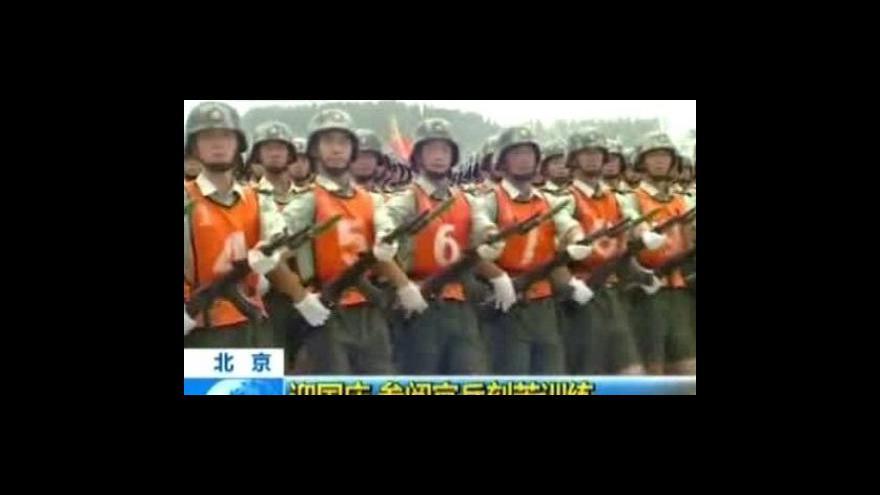 Video Čína se chystá na oslavy