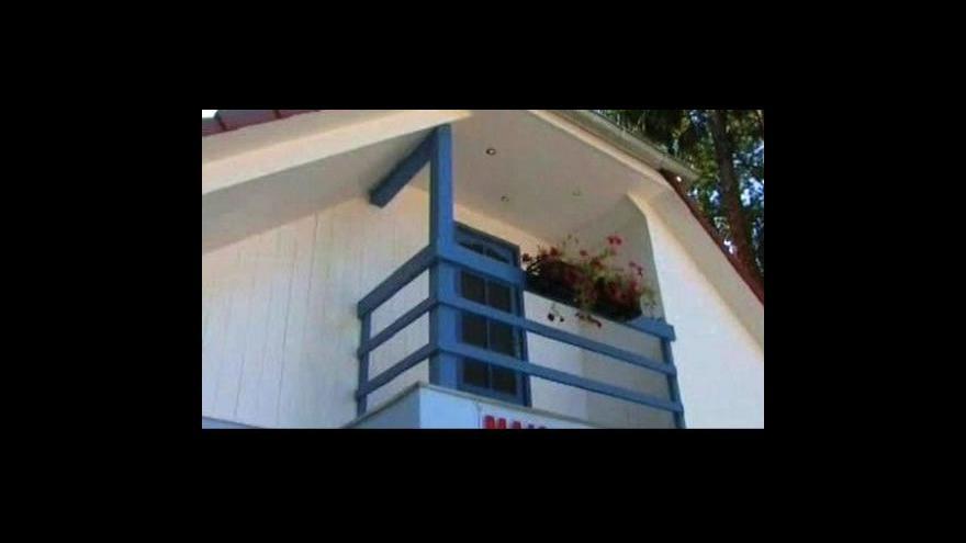 Video Domy postavené z kontejnerů