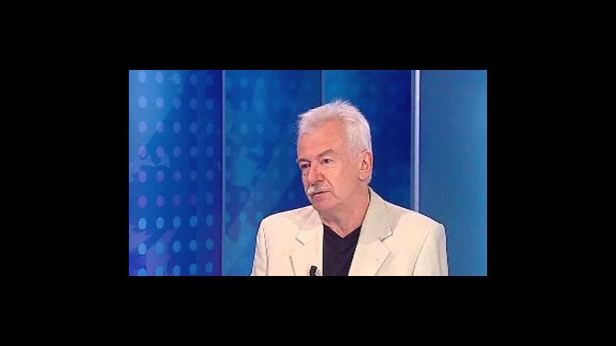 Video Richard Hindls ve Studiu 6