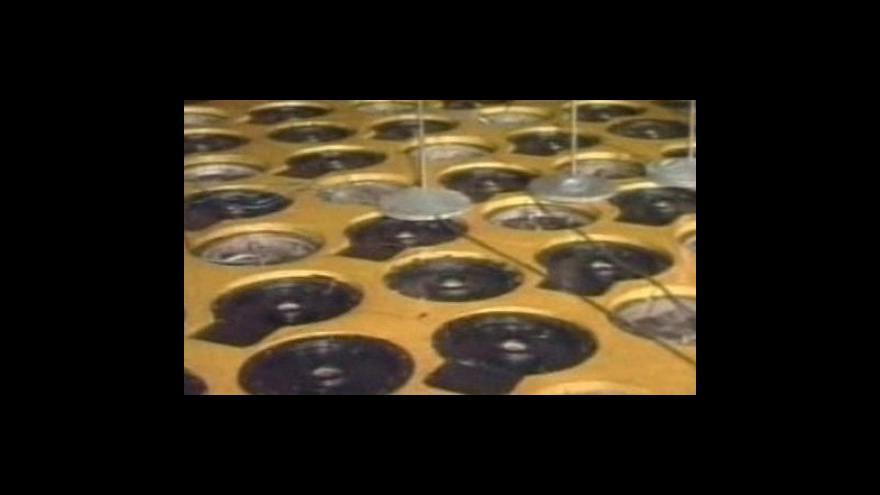Video KLDR dále obohacuje uran