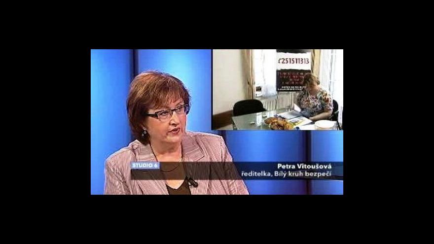 Video Rozhovor s Petrou Vitoušovou