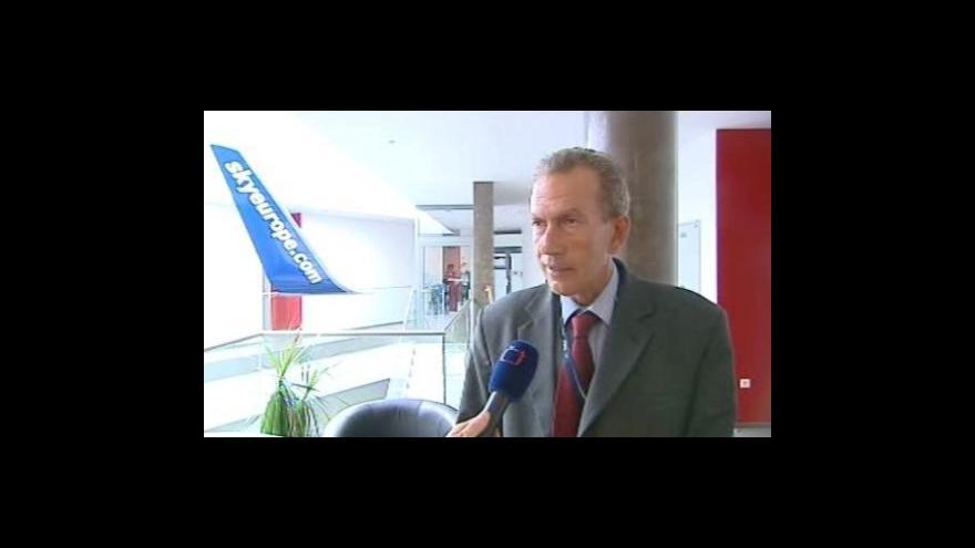 Video Rozhovor s šéfem SkyEurope Nickem Manoudakisem