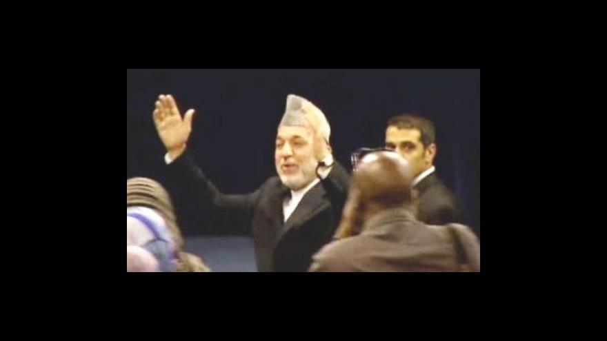Video Petr Zavadil k afghánským volbám