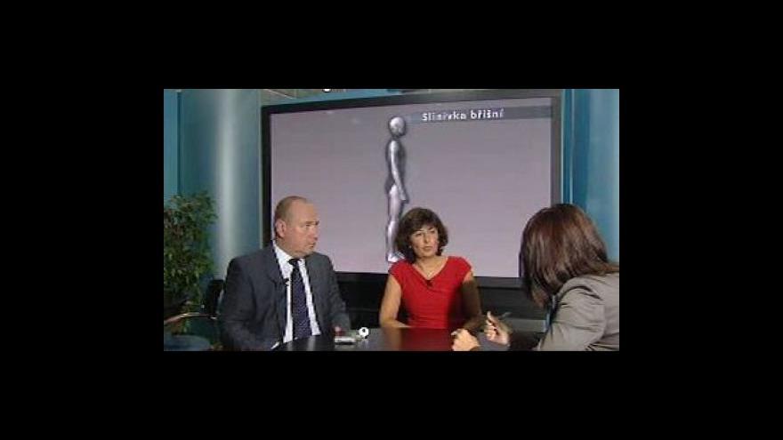 Video Studiu ČT24 o revoluci v léčbě cukrovky