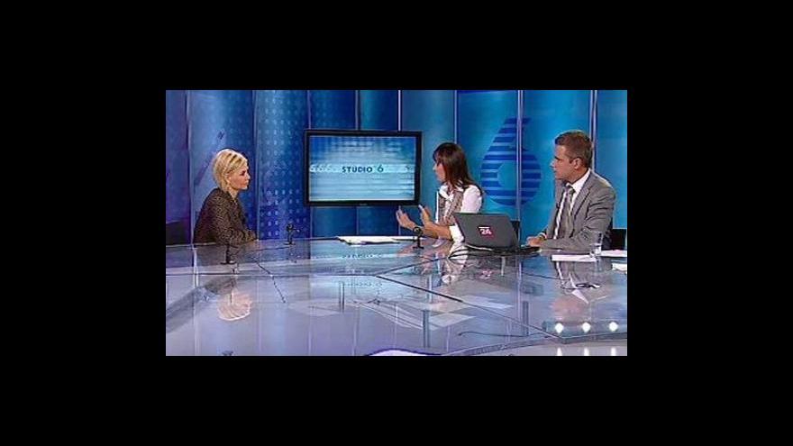 Video Rozhovor s Danielou Kovářovou