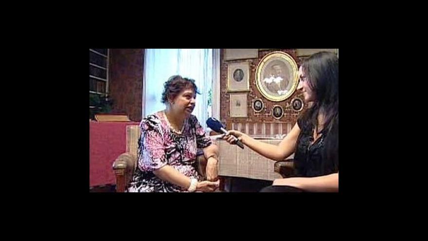 Video Rozhovor s Milenou Seckou