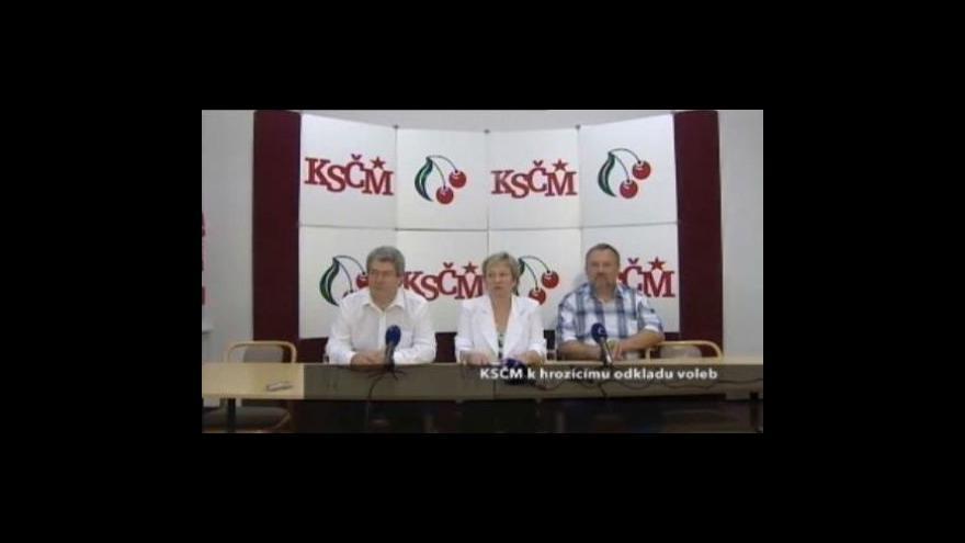 Video TK Vojtěcha Filipa k ústavní změně