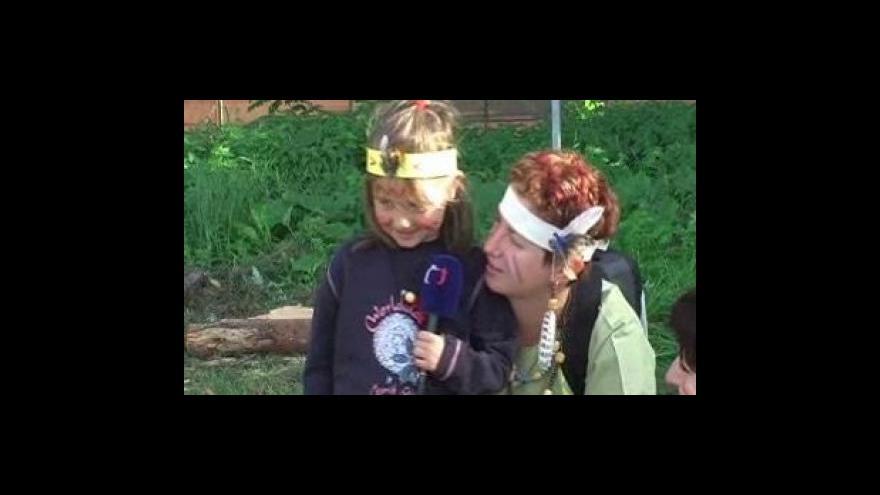 Video Reportáž Jany Vobrubové