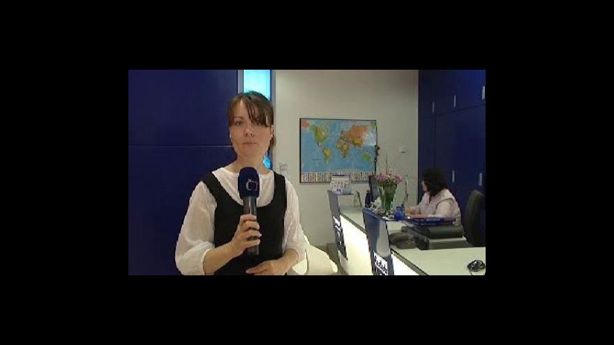Video Reportáž Pavly Hejlové a Hany Vorlíčkové
