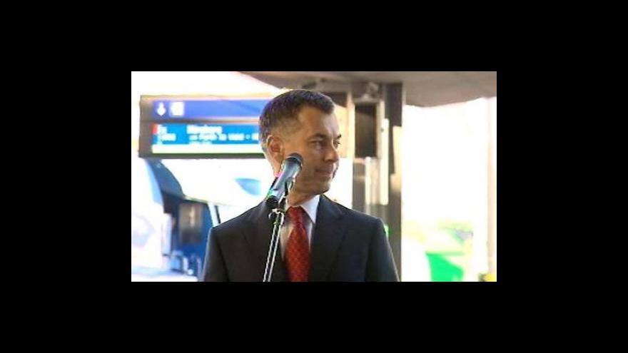 Video Tisková konference k akci Winton Train - 1. část
