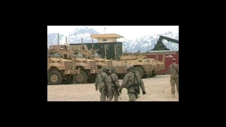 Video USA potřebují novou strategii pro Afghánistán