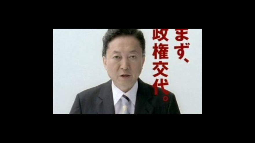 Video Japonské volby přinesly mocenskou změnu