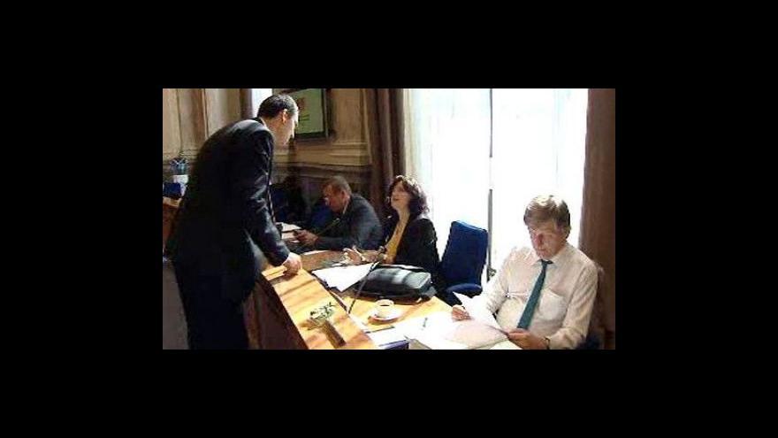 Video Ministři řeší rozpočet