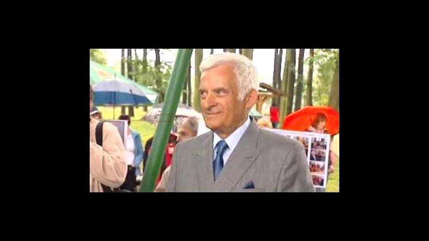 Video Buzek je čestným občanem Smilovic
