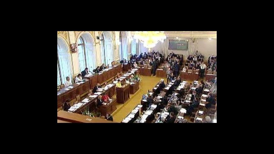 Video ODS o platech zákonodárců