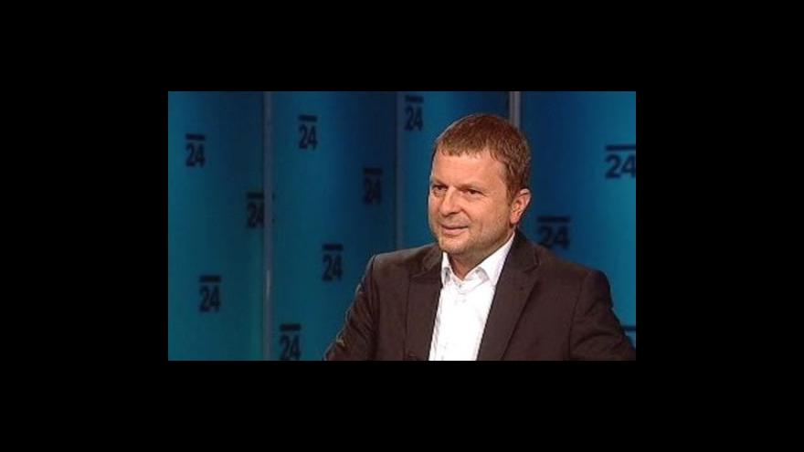Video Michal Broža hostem Událostí, komentářů