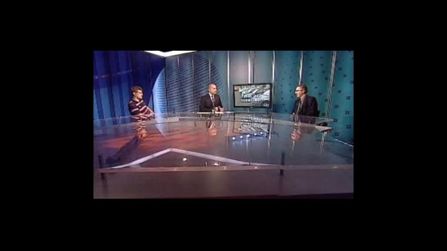 Video Martin Filipovič a Martin Krejčík v Událostech, komentářích