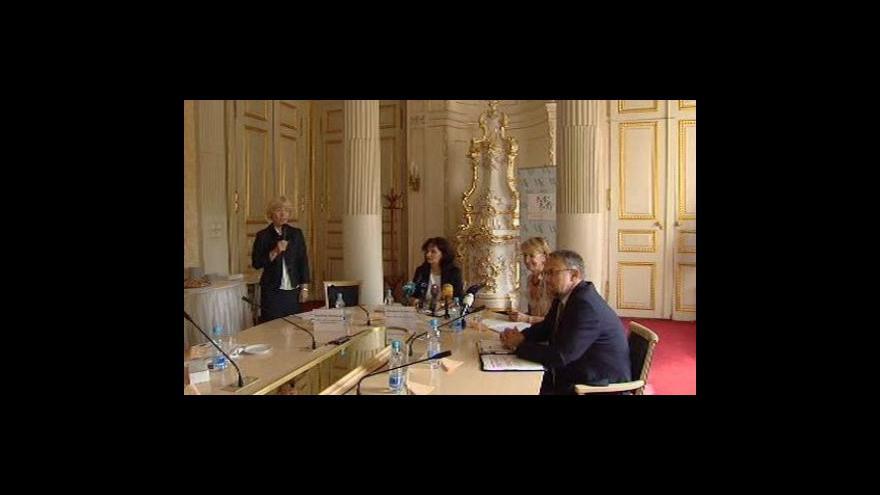 Video Brífink Miroslavy Kopicové k dotacím EU