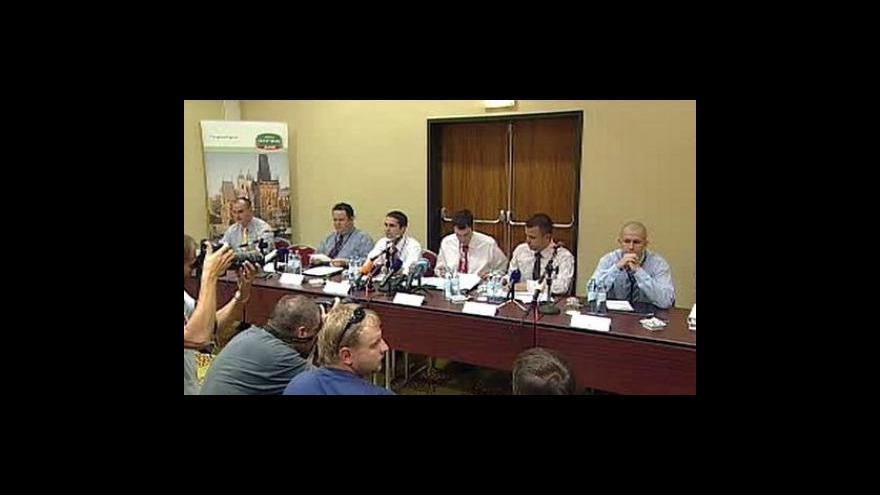 Video TK Českého sdružení dopravních pilotů