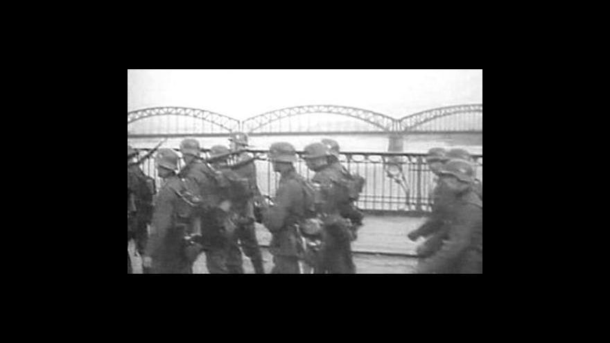 Video Jan Boris Uhlíř k 70. výročí začátku války