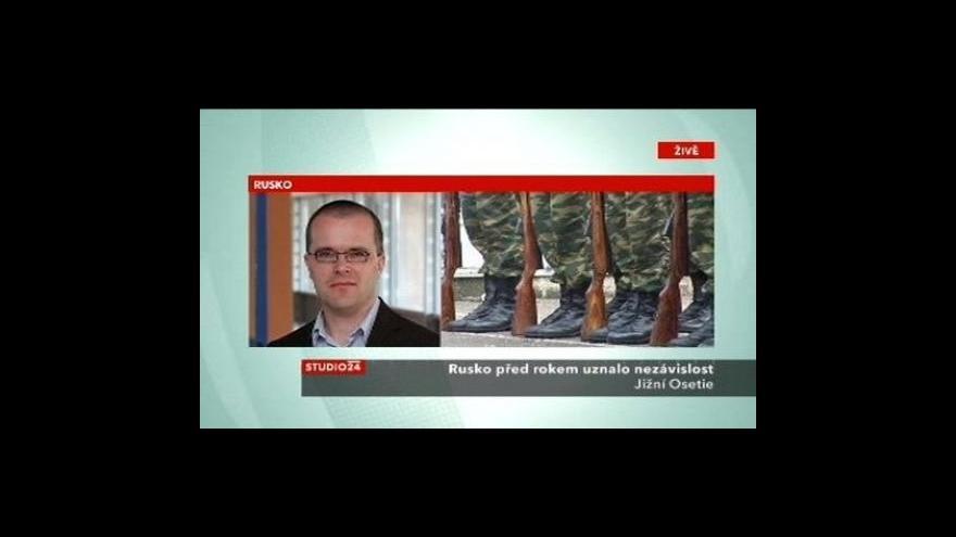Video Telefonát Josefa Pazderky
