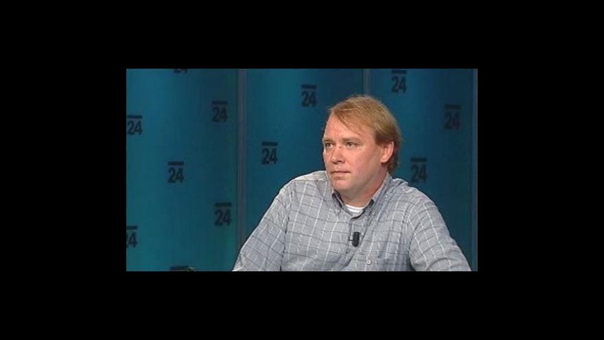 Video Komentátor Luboš Palata hostem Událostí, komentářů