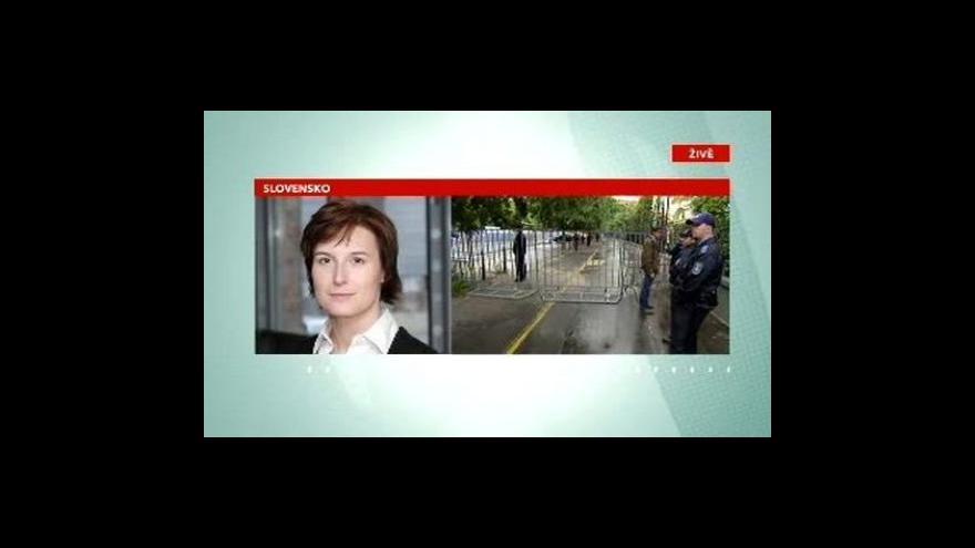 Video Slovensko-maďarské vztahy se dál přiostřují