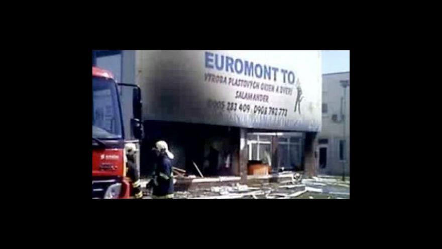Video Vstup a reportáž Olgy Bakové