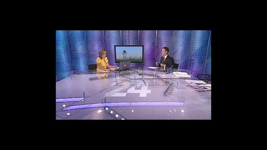 Video Tomáš Kaisr a Martin Pavlíček ve Studiu 6