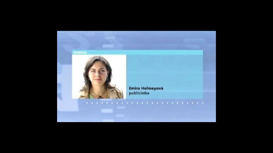 Video Rozhovor s Emirou Holmeyovou