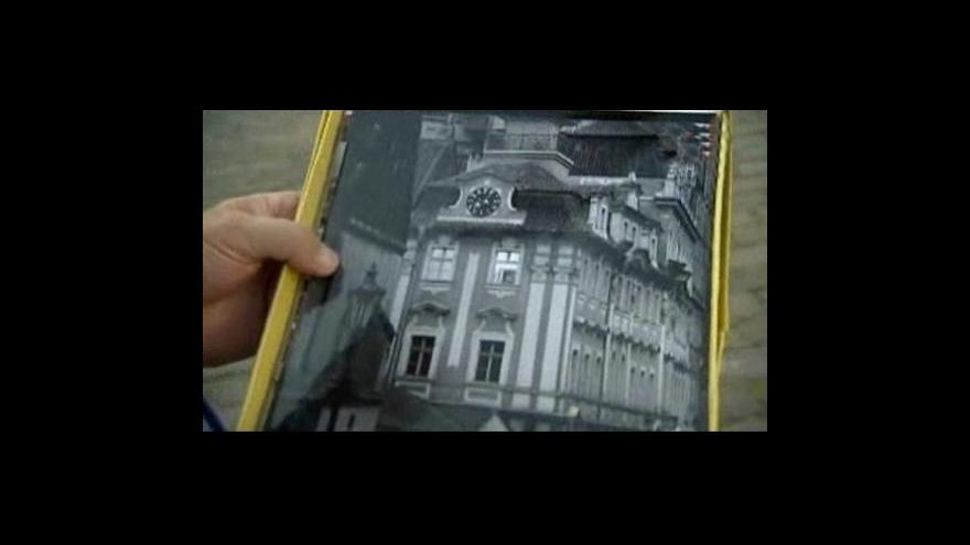 Video Rozhovor s fotografem J. Všetečkou