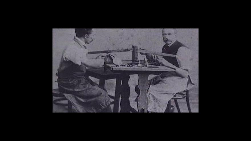 Video Rozhovor s V. Jakouběovou