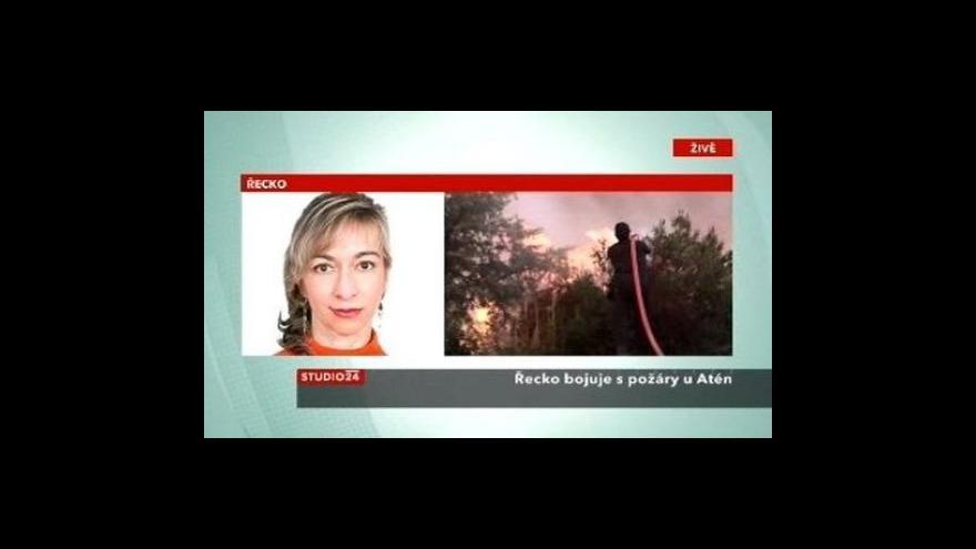 Video Telefonát Soni Dorňákové-Stamu