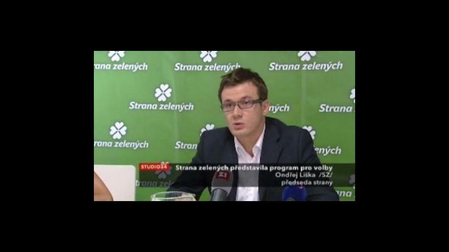 Video Část brífinku SZ a komentář Jindřicha Šídla ve Studiu ČT24
