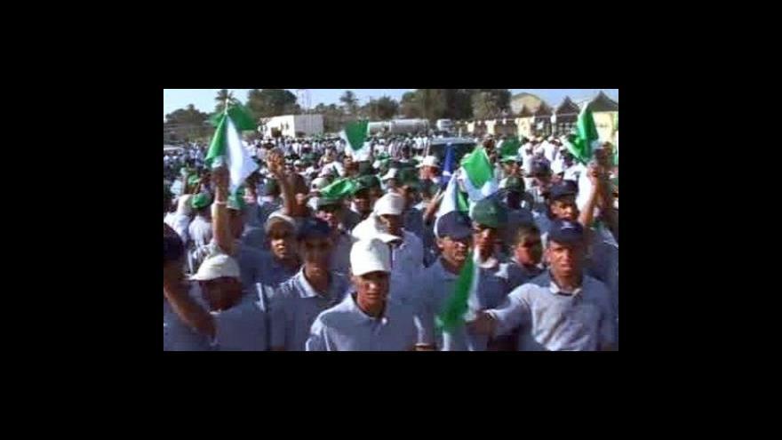 Video Atentátník z Lockerbie je doma