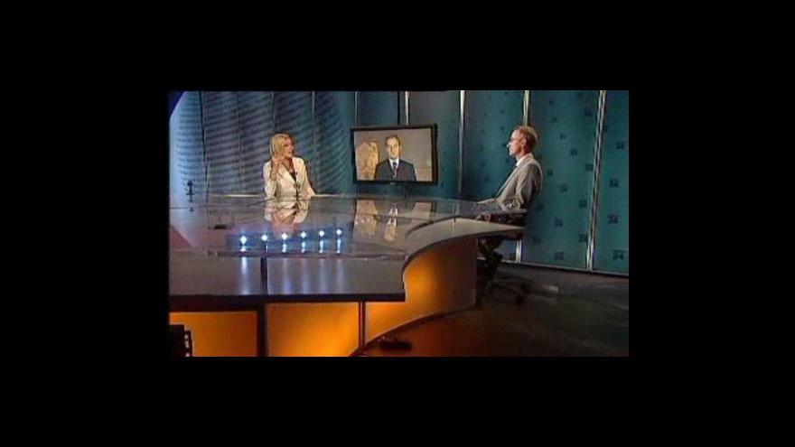Video Rozhovor se Štěpánem Jurajdou a Josefem Středulou