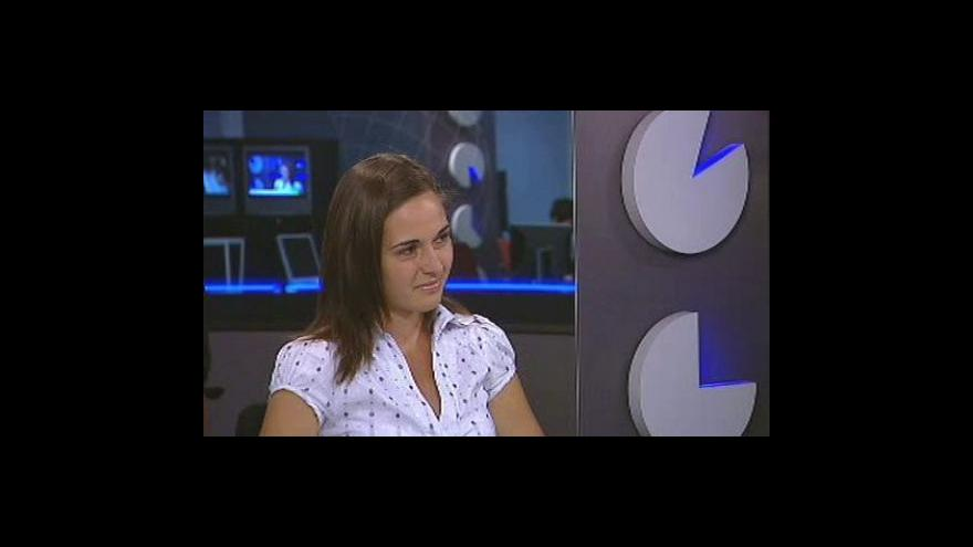 Video Komentář Veroniky Kubíčkové