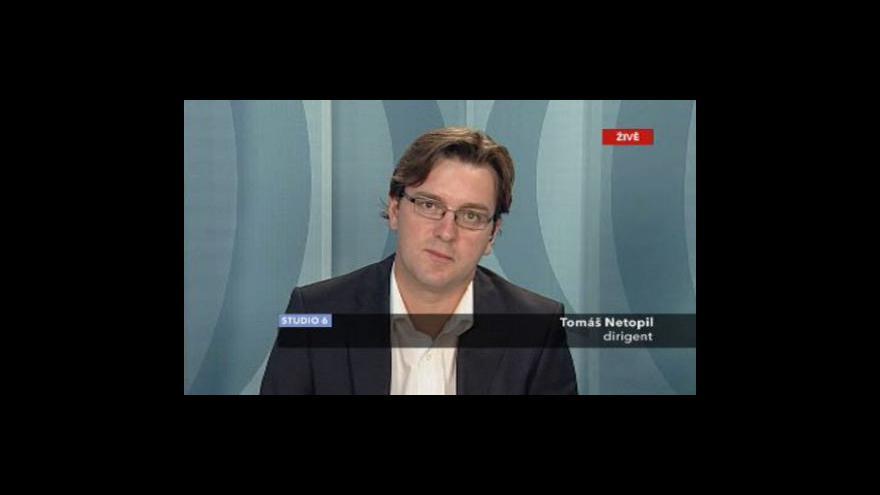 Video Rozhovor s Tomášem Netopilem