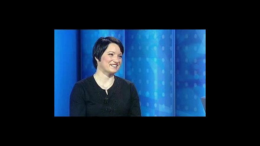 Video Alena Lišková ve Světadílu