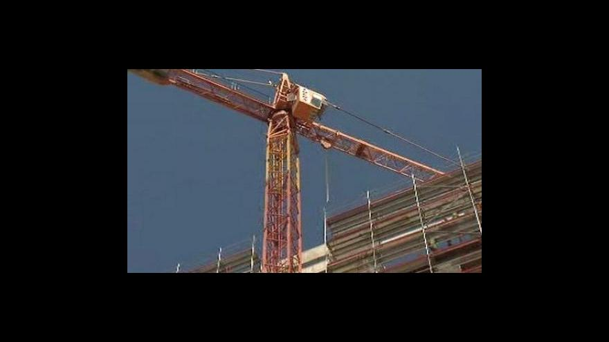 Video Výstavba nových bytů se zpomaluje