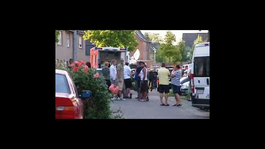 Video Rodinná tragédie v Schwalmtalu