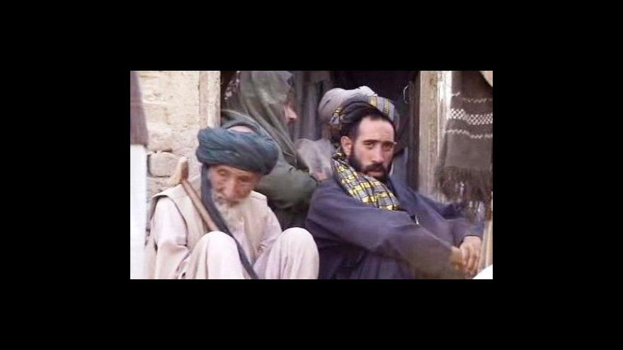 Video Den před volbami v Afghánistánu pokračuje násilí