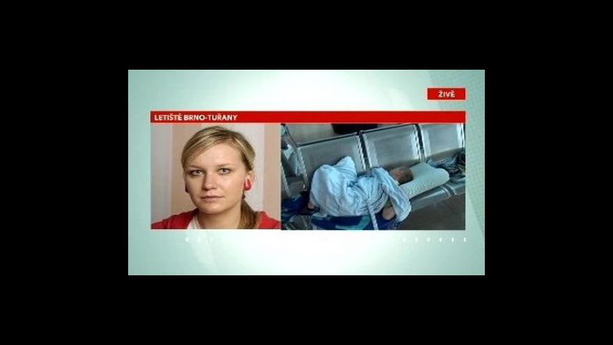Video Živý vstup Anety Hronové