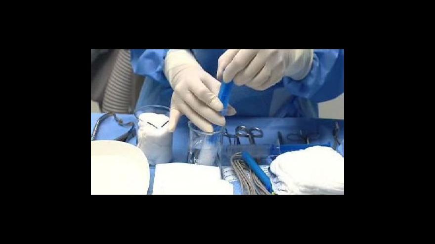 Video O služby plastických chirurgů je zájem