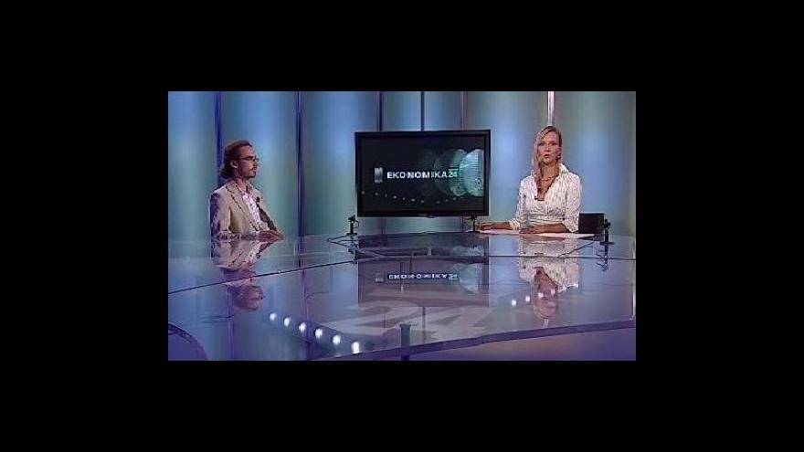 Video Rozhovor s Tomášem Charvátem