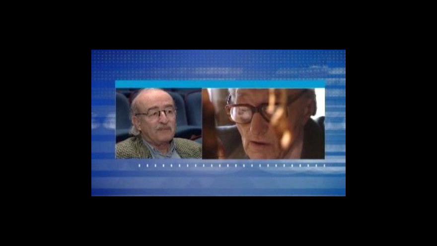 Video Juraj Herz vzpomíná na Ladislava Fukse
